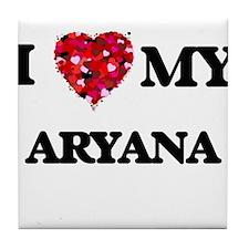 I love my Aryana Tile Coaster