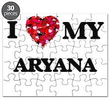 I love my Aryana Puzzle