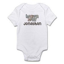 Jonathan Heaven-Sent creeper Infant Bodysuit
