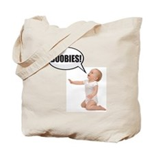 Cute Got boobies Tote Bag
