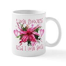 Unique I heart gardening Mug