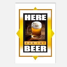 Cute Bar Postcards (Package of 8)