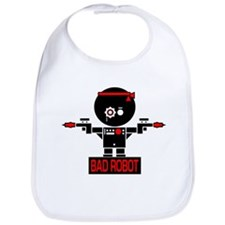 BAD ROBOT GUNS Bib