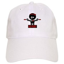 BAD ROBOT GUNS Baseball Cap