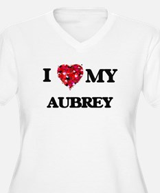 I love my Aubrey Plus Size T-Shirt
