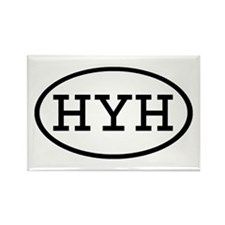 HYH Oval Rectangle Magnet