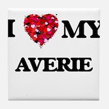 I love my Averie Tile Coaster