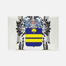 Holzman Coat of Arms - Family Crest Magnets