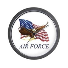 USAF Air Force Wall Clock