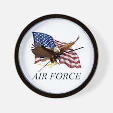 USAF Air Force Wall Clock