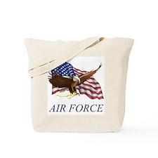 USAF Air Force Tote Bag