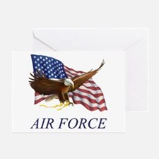 USAF Air Force Greeting Card