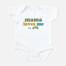 Mama Loves Me Cars Infant Bodysuit