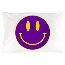 Happy FACE Louisiana State Pillow Case