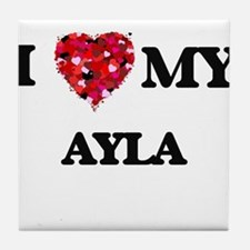 I love my Ayla Tile Coaster