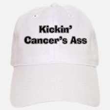 Kicking Cancer's Ass Baseball Baseball Cap