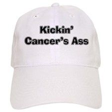 Kicking Cancer's Ass Baseball Cap