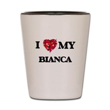 I love my Bianca Shot Glass