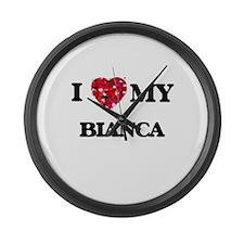 I love my Bianca Large Wall Clock
