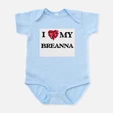 I love my Breanna Body Suit