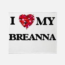 I love my Breanna Throw Blanket