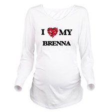 I love my Brenna Long Sleeve Maternity T-Shirt