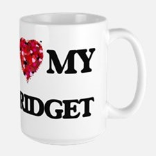 I love my Bridget Mugs