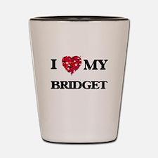 I love my Bridget Shot Glass