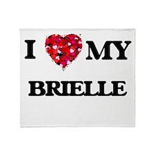 I love my Brielle Throw Blanket