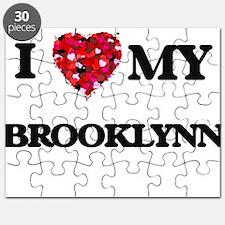 I love my Brooklynn Puzzle