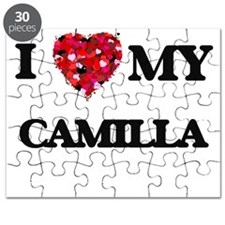 I love my Camilla Puzzle