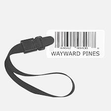 Wayward Pines Resident Luggage Tag