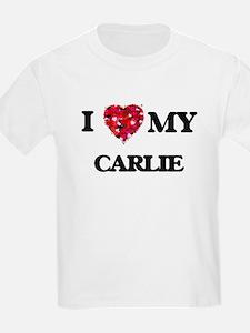 I love my Carlie T-Shirt