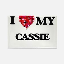 I love my Cassie Magnets