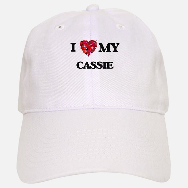 I love my Cassie Baseball Baseball Cap