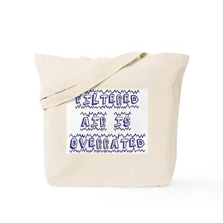 filtered air Tote Bag