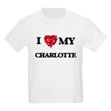 I love my Charlotte T-Shirt