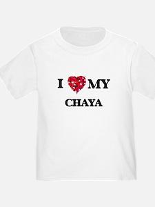 I love my Chaya T-Shirt