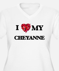I love my Cheyanne Plus Size T-Shirt