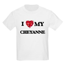 I love my Cheyanne T-Shirt