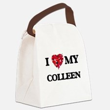 I love my Colleen Canvas Lunch Bag