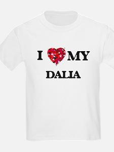 I love my Dalia T-Shirt