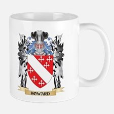 Howard Coat of Arms - Family Crest Mugs