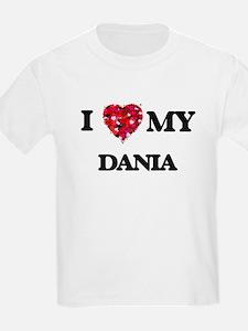 I love my Dania T-Shirt