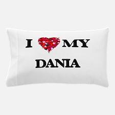 I love my Dania Pillow Case