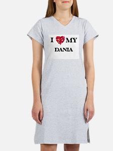 I love my Dania Women's Nightshirt