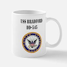 USS BRADFORD Mug