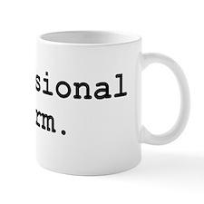 Professional Bookworm Mugs