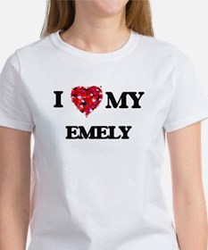 I love my Emely T-Shirt