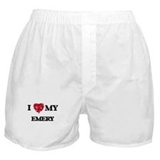 I love my Emery Boxer Shorts